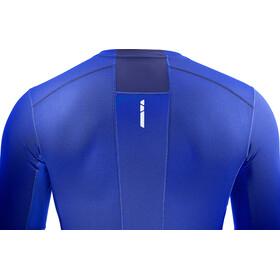Salomon Trail Runner - T-shirt manches longues running Homme - bleu
